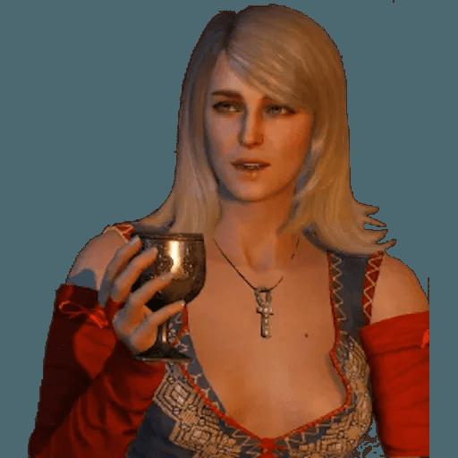 Witcher - Sticker 7