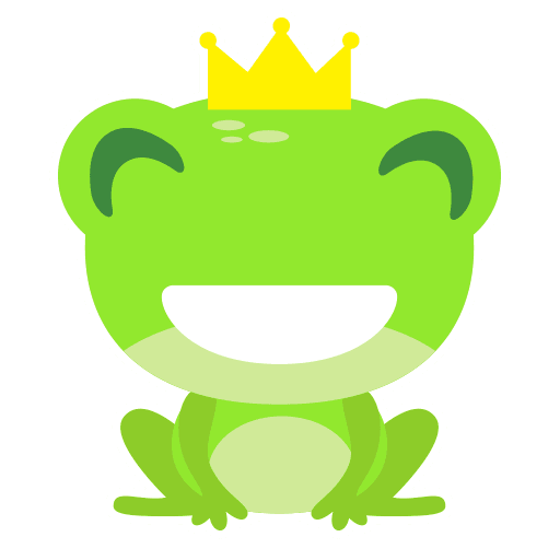 The Funniest Baby Frog - Sticker 5