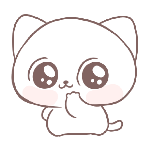 Marshmallow Puppies kitty! 2 by carina - Sticker 10