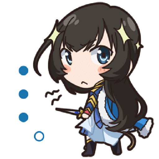 Revue Starlight test - Sticker 28