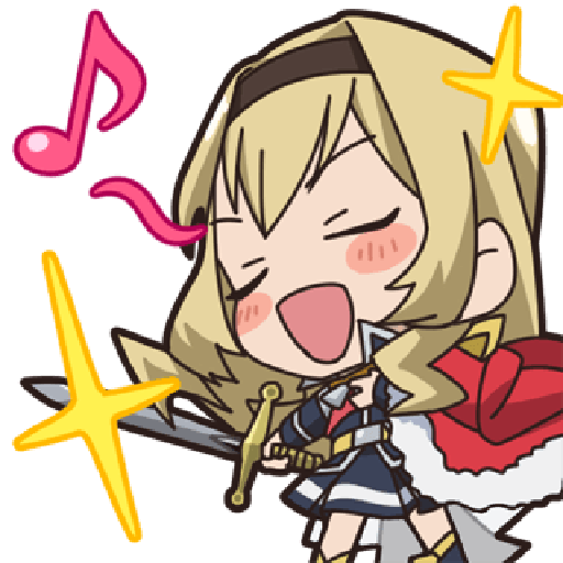 Revue Starlight test - Sticker 12
