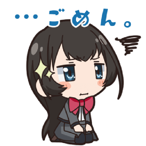 Revue Starlight test - Sticker 22