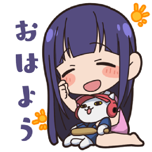Revue Starlight test - Sticker 2