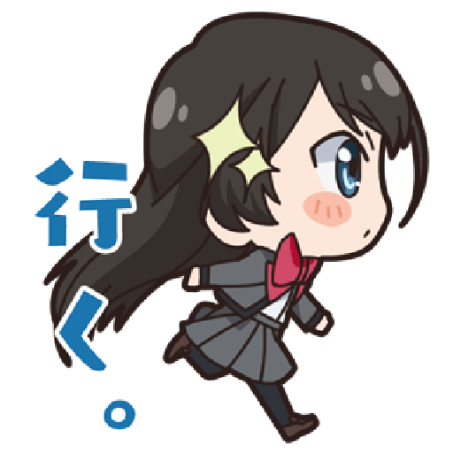 Revue Starlight test - Sticker 21