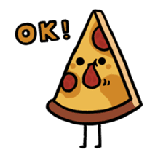 Moe Pizza and Friend Basil 1 - Sticker 4
