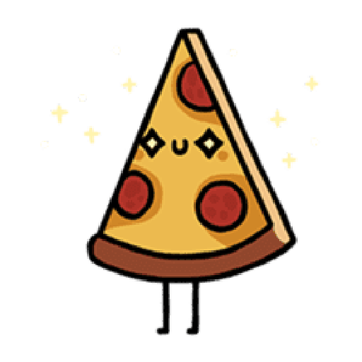 Moe Pizza and Friend Basil 1 - Sticker 16