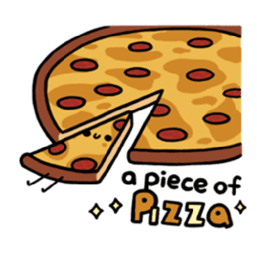 Moe Pizza and Friend Basil 1 - Sticker 9