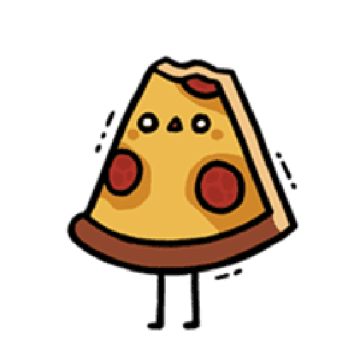 Moe Pizza and Friend Basil 1 - Sticker 7
