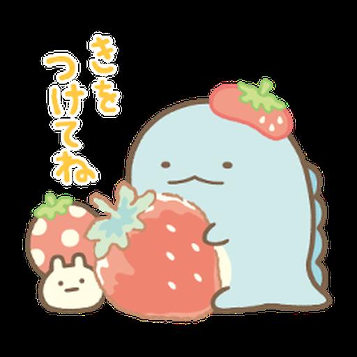 Sumikko gurashi的家人聊天貼圖3 - Sticker 22