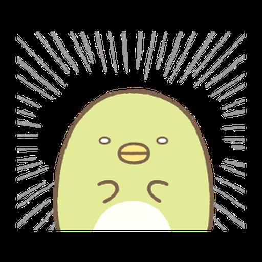 Sumikko gurashi的家人聊天貼圖3 - Sticker 19