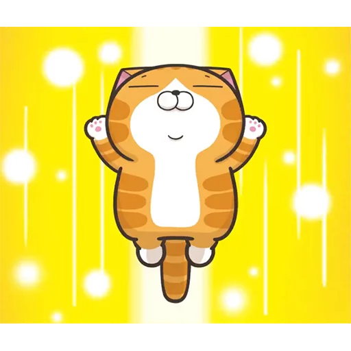 今翅仆街貓 - Sticker 27