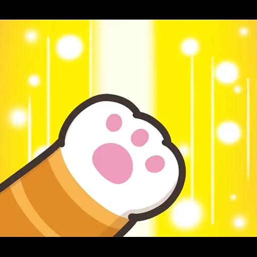 今翅仆街貓 - Sticker 24