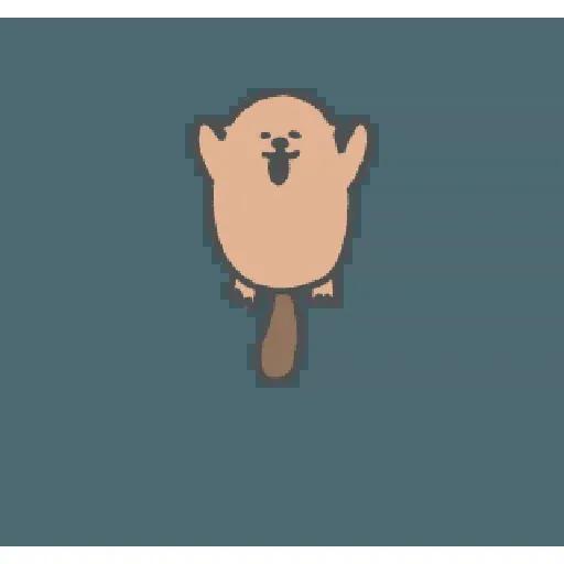 地鼠仔 - Sticker 9