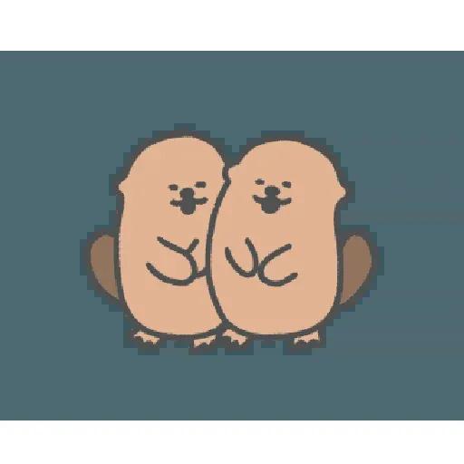 地鼠仔 - Sticker 11