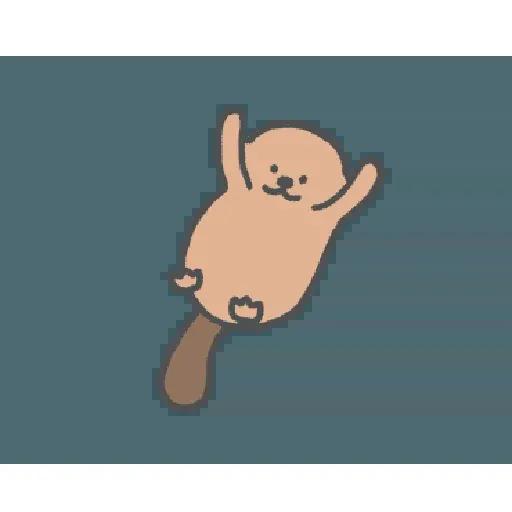 地鼠仔 - Sticker 7