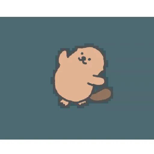 地鼠仔 - Sticker 22