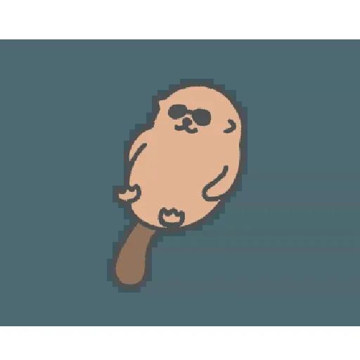 地鼠仔 - Sticker 4