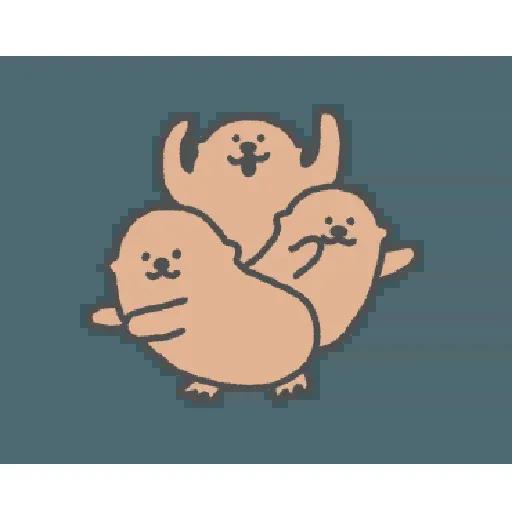 地鼠仔 - Sticker 16