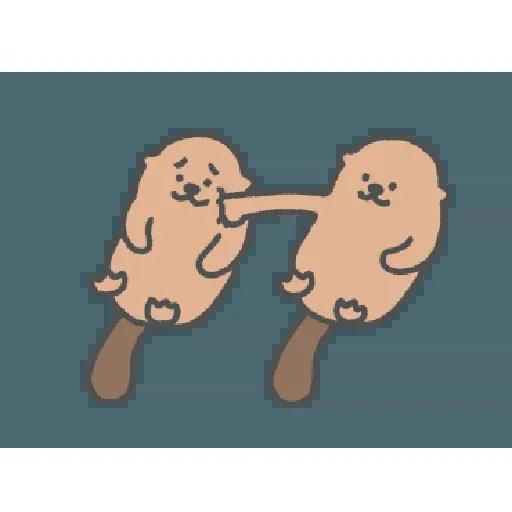 地鼠仔 - Sticker 5