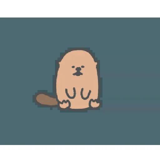 地鼠仔 - Sticker 6