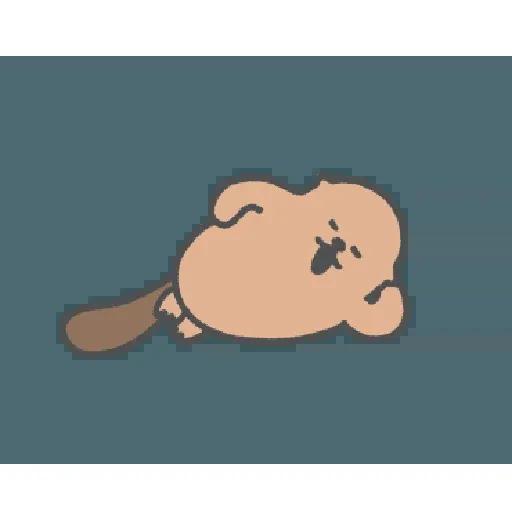地鼠仔 - Sticker 19