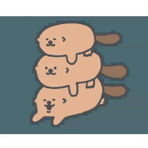 地鼠仔 - Sticker 10