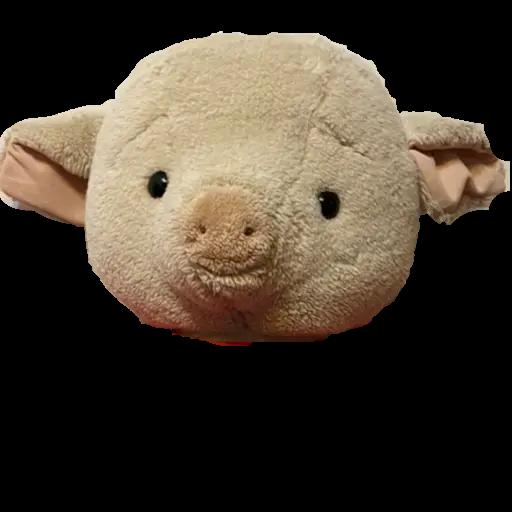 小傻豬 - Sticker 2