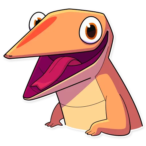 Lizard - Sticker 1