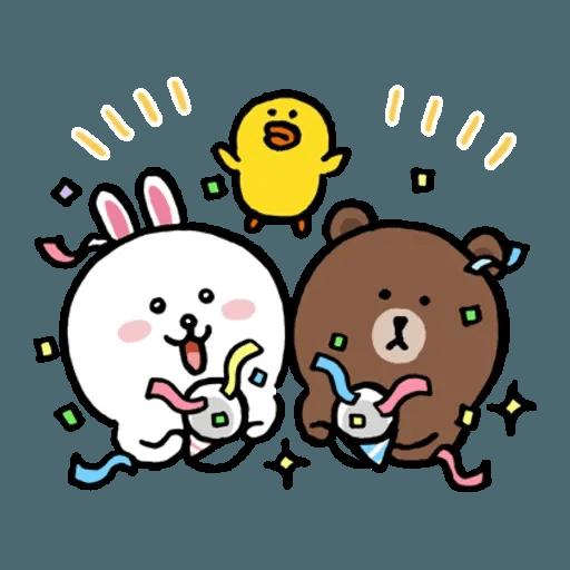 W bear line - Sticker 11