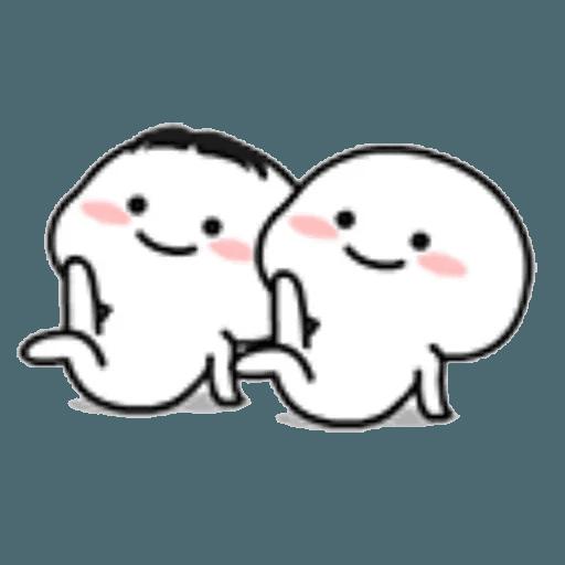 Lil bean pair - Sticker 15