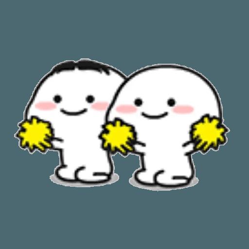 Lil bean pair - Sticker 18