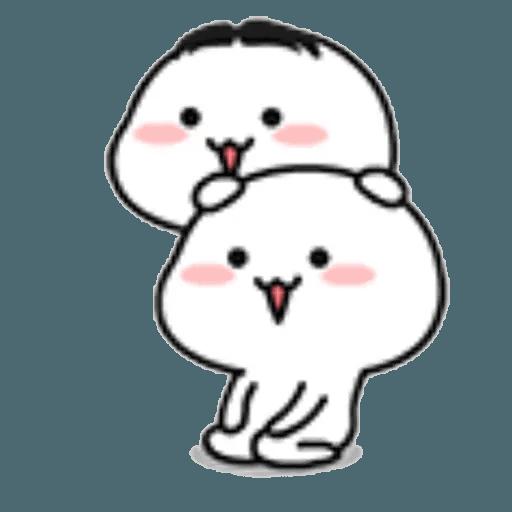 Lil bean pair - Sticker 8