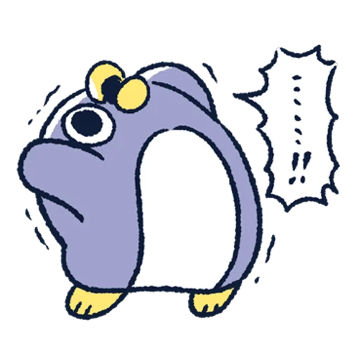 肥企鵝的內心話3 & 4 (1) - Sticker 19