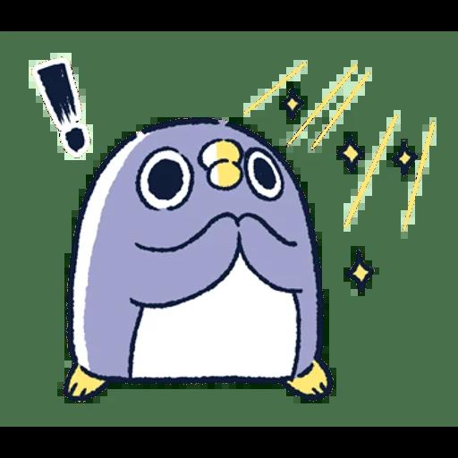 肥企鵝的內心話3 & 4 (1) - Sticker 9