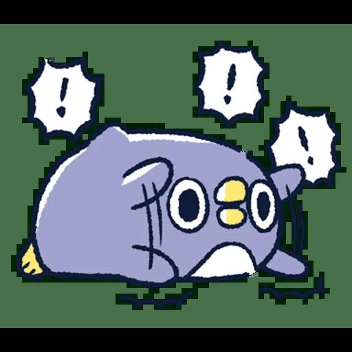 肥企鵝的內心話3 & 4 (1) - Sticker 25