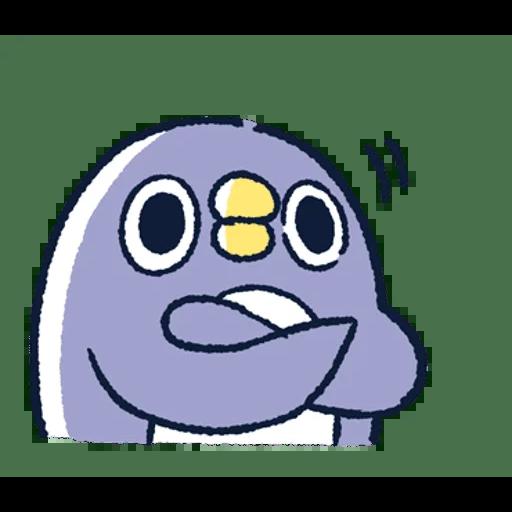 肥企鵝的內心話3 & 4 (1) - Sticker 5