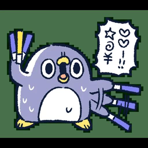 肥企鵝的內心話3 & 4 (1) - Sticker 28