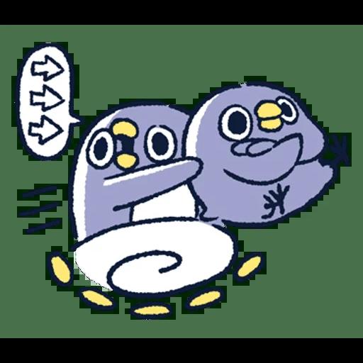 肥企鵝的內心話3 & 4 (1) - Sticker 17