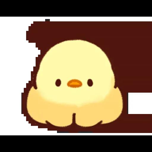 Pollitos emoji - Sticker 19