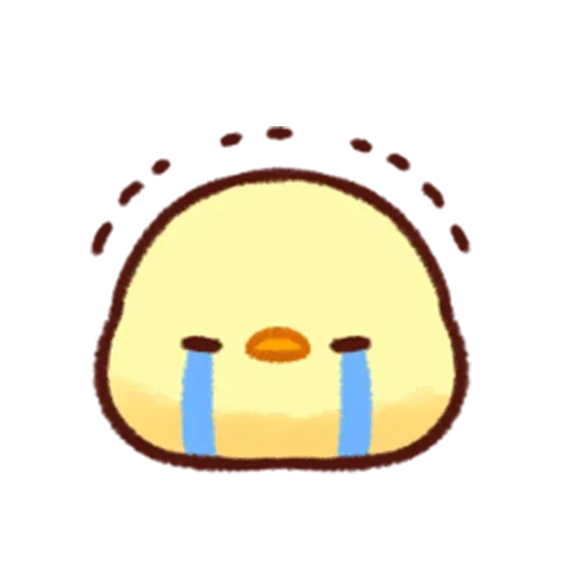 Pollitos emoji - Sticker 11