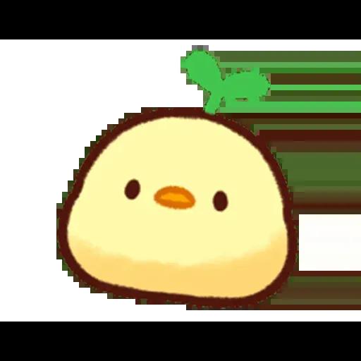 Pollitos emoji - Sticker 29