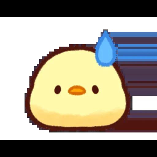 Pollitos emoji - Sticker 10