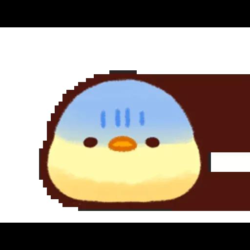 Pollitos emoji - Sticker 15