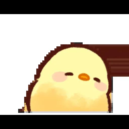 Pollitos emoji - Sticker 20