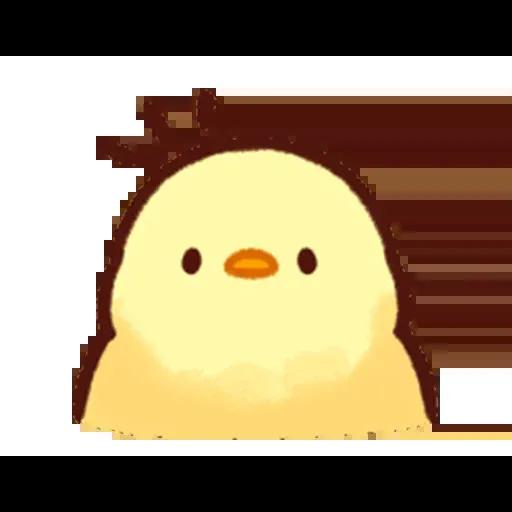 Pollitos emoji - Sticker 30