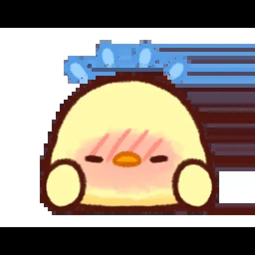 Pollitos emoji - Sticker 16