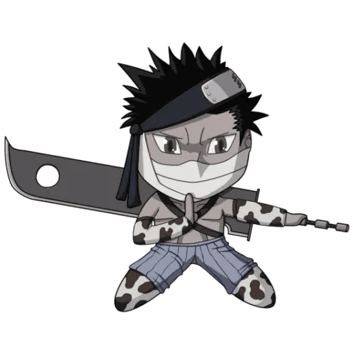 Naruto - Sticker 28