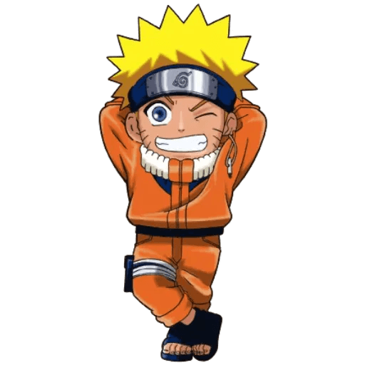 Naruto - Sticker 23