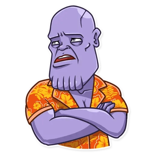 Thanos - Sticker 16