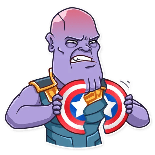 Thanos - Sticker 24